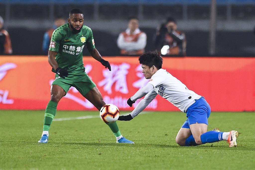 「中超B」赛事前瞻:北京国安vs天津泰达,北京国安锋芒毕露
