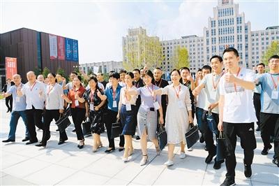 首批45人成为西安交大学子