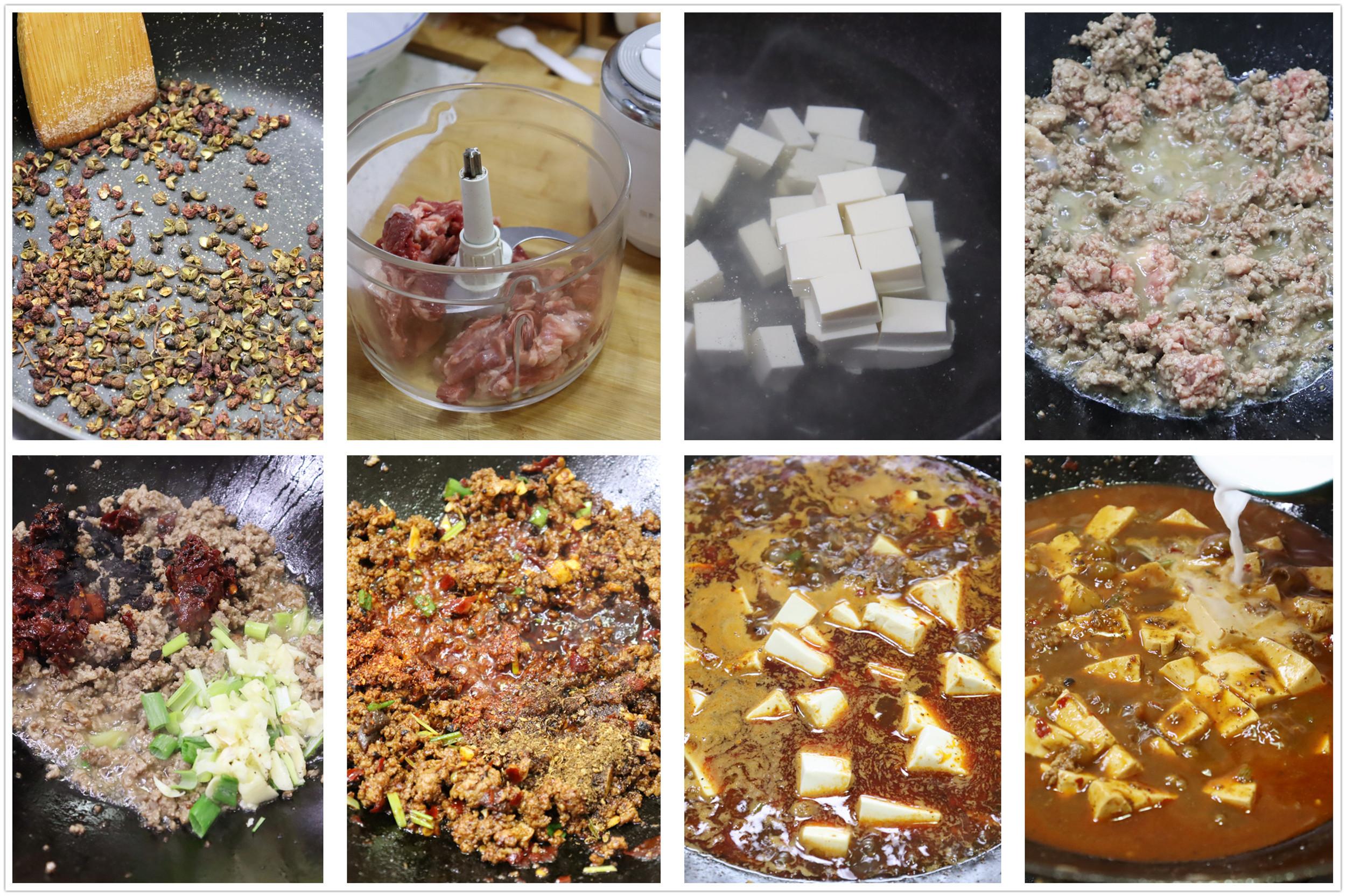 年底聚餐用的上,豆腐6种吃不烦的做法,有滋有味,不比吃肉差 美食做法 第3张