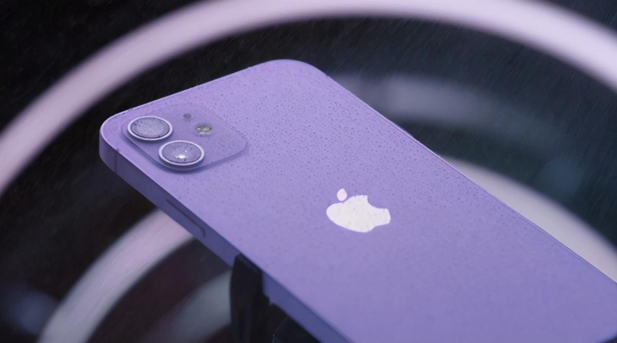 紫色iPhone 12/12 mini发布,国行售价:5499元-6799元