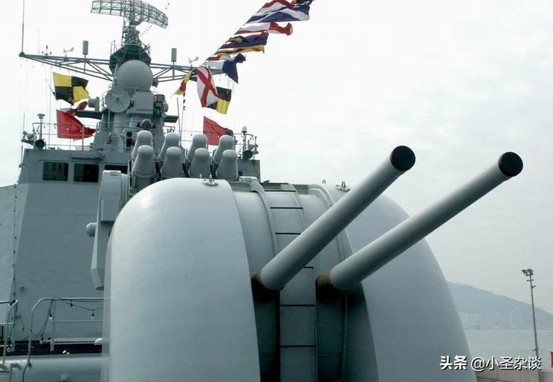 """051B深圳舰:曾有""""神州第一舰""""的美誉,中期改装后战力爆发"""