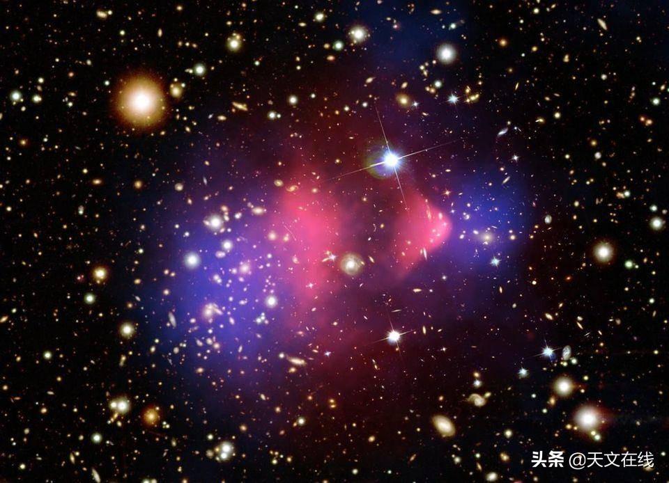暗物质的秘密被揭开,归功于星系团,为什么?