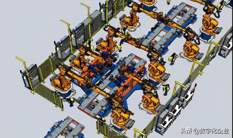 数字化工厂建设的探索实践
