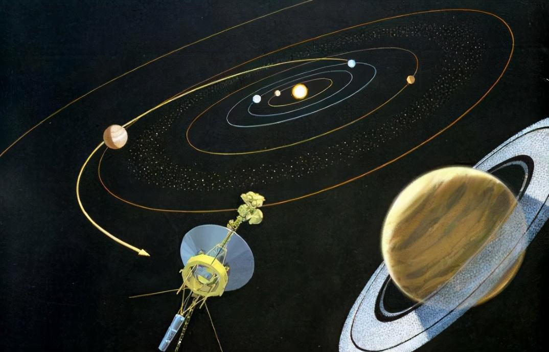伽利略号到达7亿千米外深空,发现冰下海洋,颠覆人们对地外生命认知-第2张图片-IT新视野