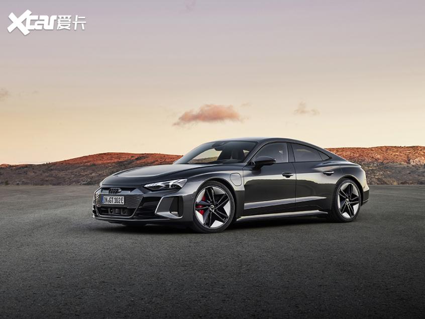奥迪e-tron GT将于3月1日迎来在华首秀