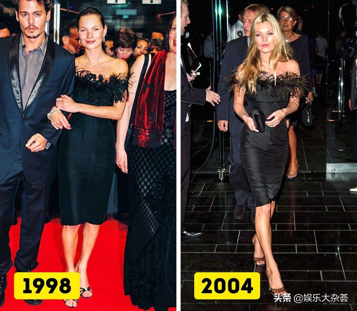 旧衣新穿?盘点喜欢反复穿同样服装出席不同公共场合的明星