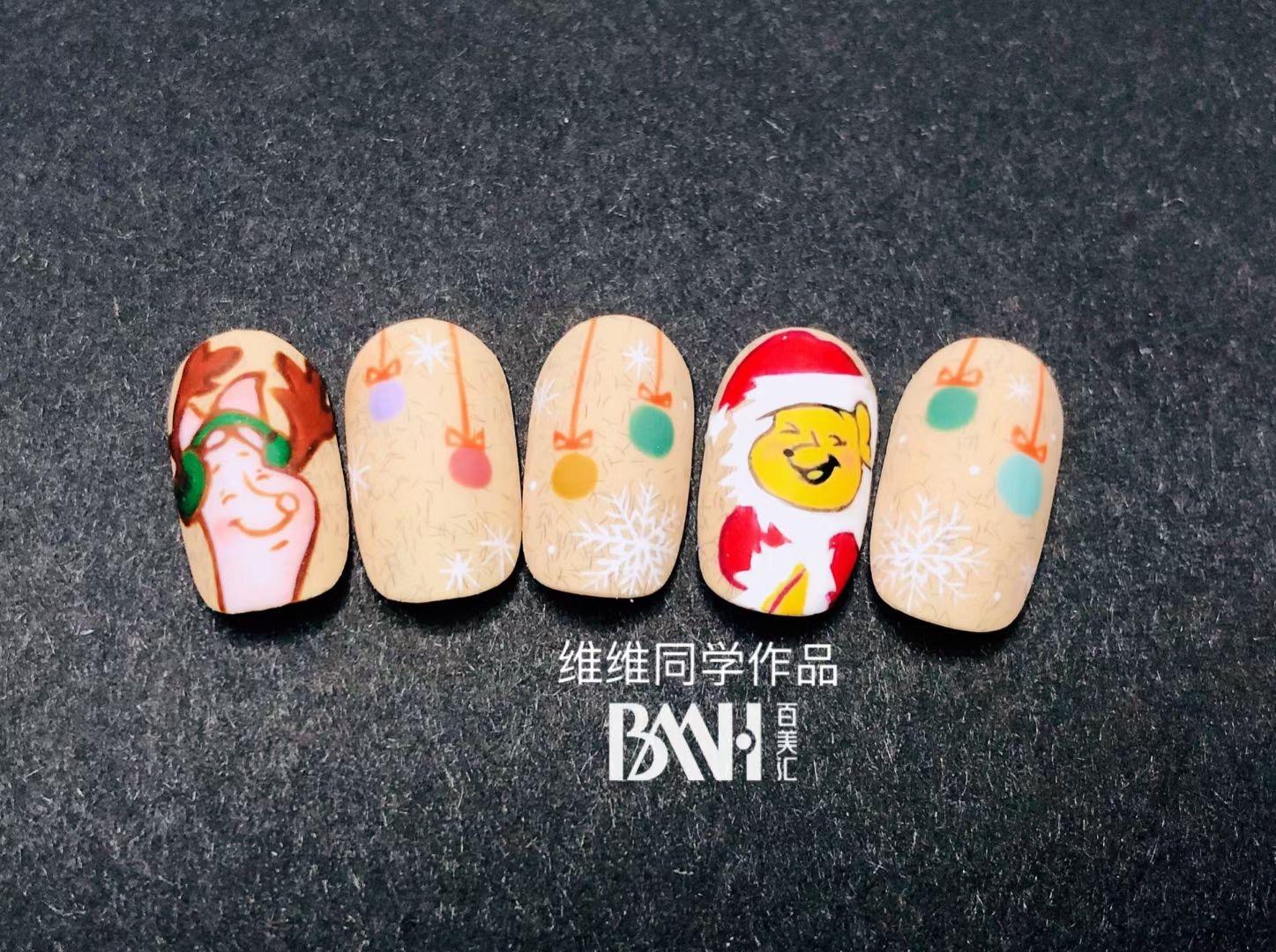 圣诞妆的1001种打开方式,做一个闪亮的圣诞女孩