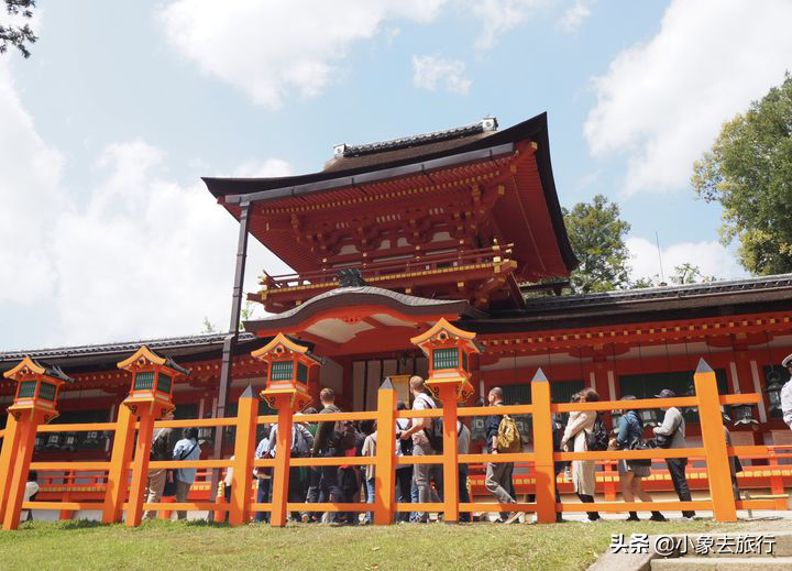 除了小鹿,奈良上镜的10个旅行景点以及美食