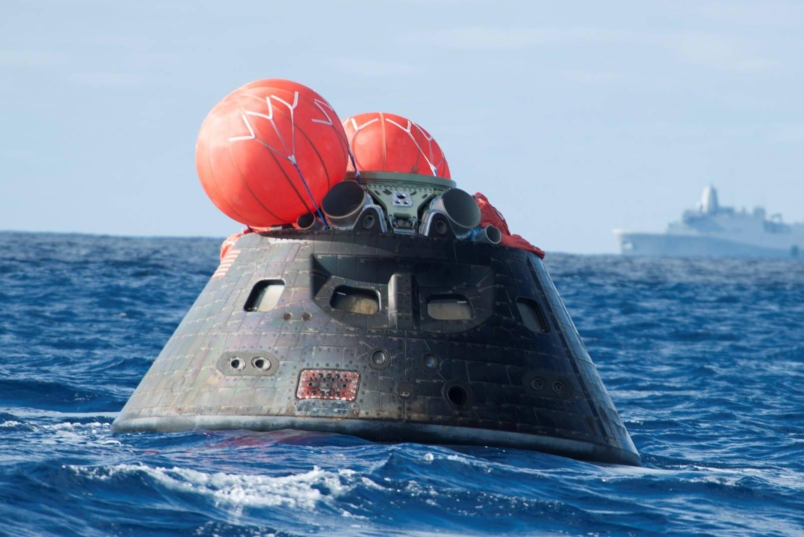 俄罗斯空间货运飞船坠落在地球上,来见证它火一般的消逝