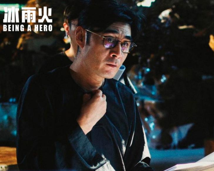 傅东育打造《冰雨火》,王一博陈晓当主角,冲着配角我就想追啦