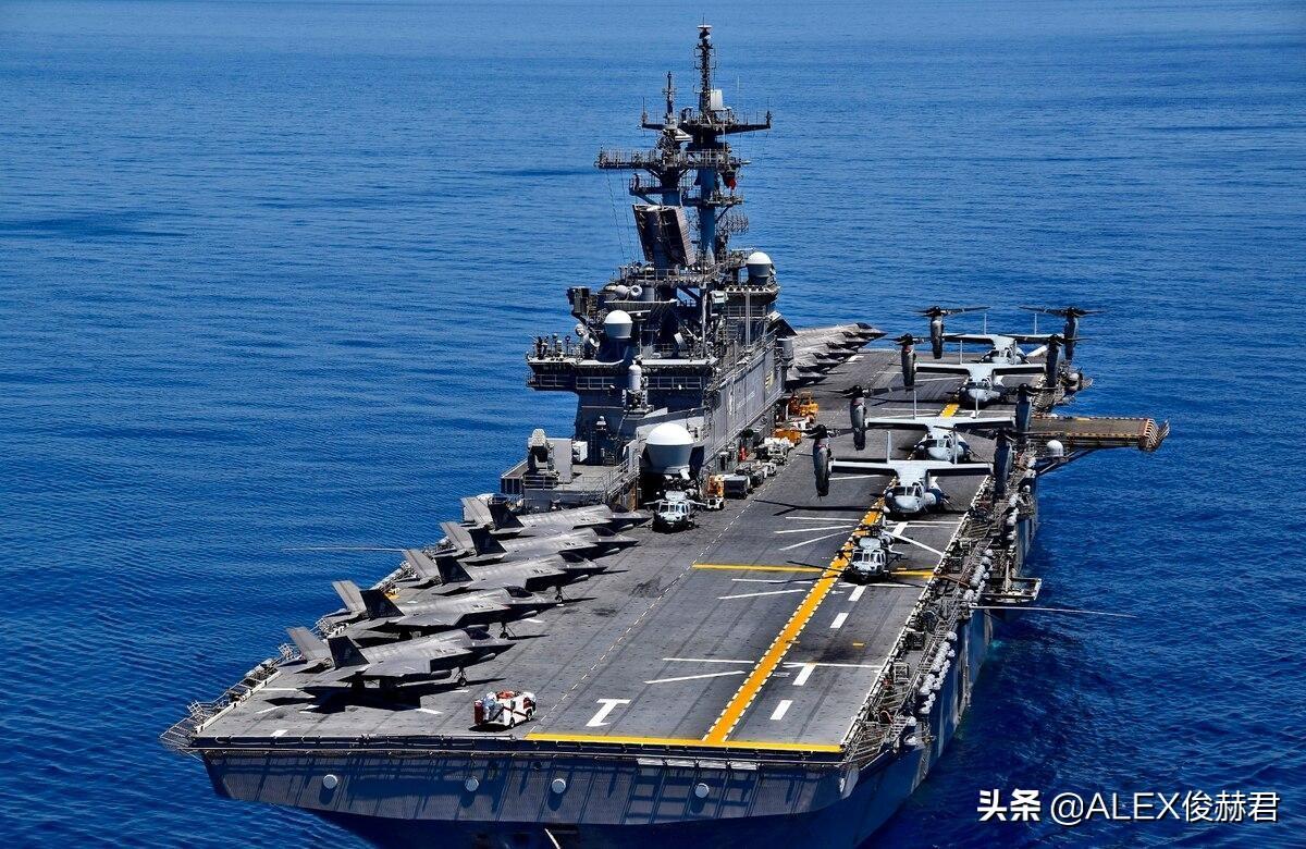 海军陆战队两栖战车沉没:折射致命软肋,和理念错误