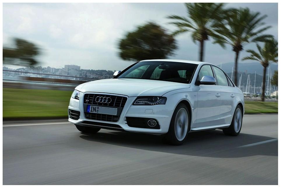 奥迪A4改装歌剧世家音响 享受车生活从精心升级开始