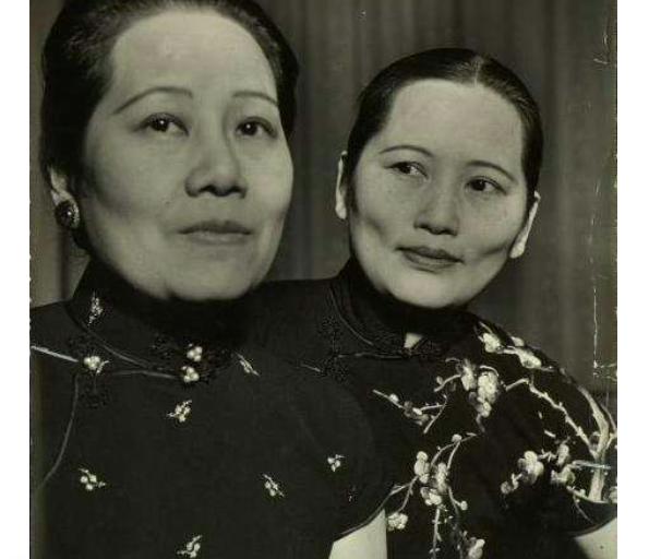 分道扬镳的宋氏三姐妹,为了抗战救国,齐心协力做了哪些贡献?