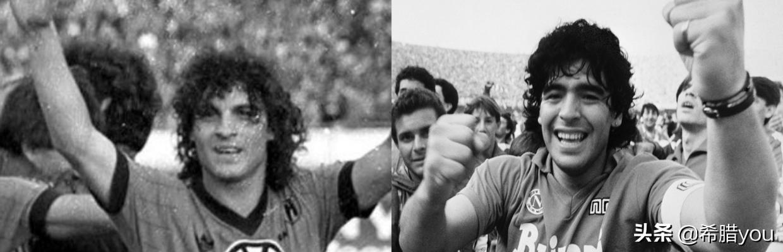上帝的左右手!马拉多纳和他无缘的希腊足球兄弟