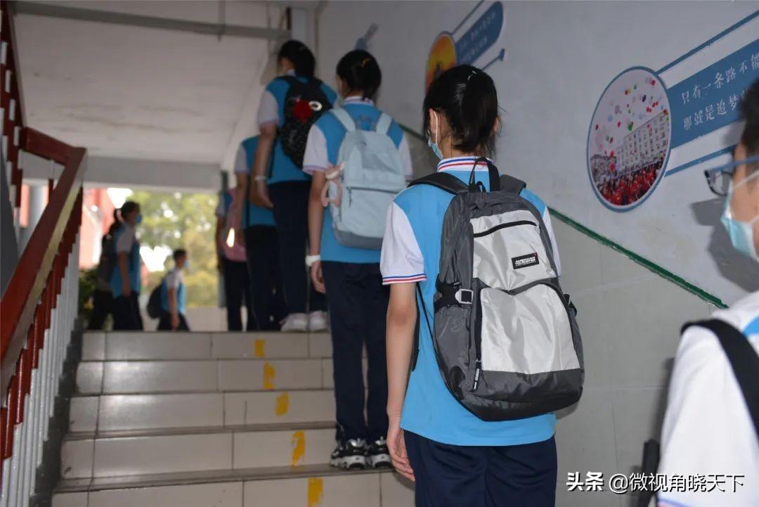 信阳浉河中学:平安开学开好局,开学平安谱新篇