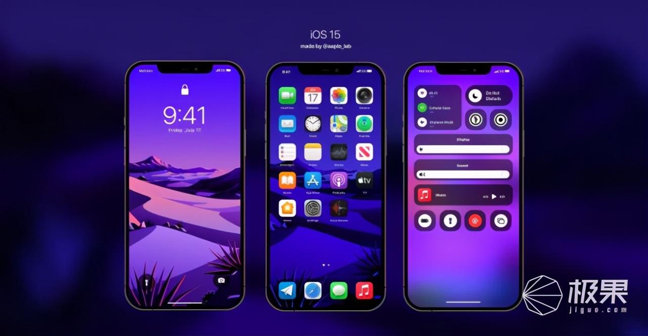 iOS 15超前「上手」!苹果10年来最大更新,多款iPhone升级无望