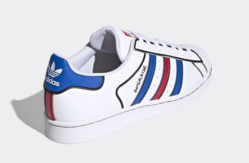 全新 adidas Superstar 现已上架