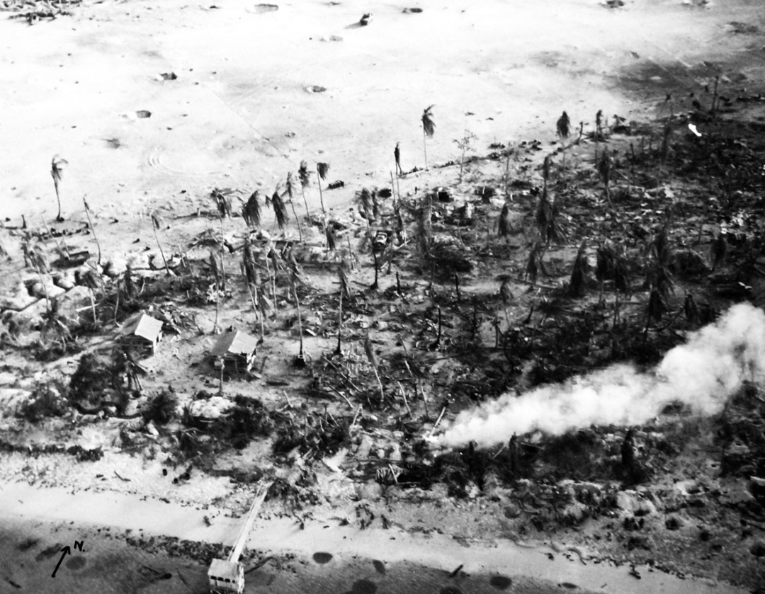 弹丸之地的塔拉瓦,却令美军陆战队伤亡3305人,至今不愿回想
