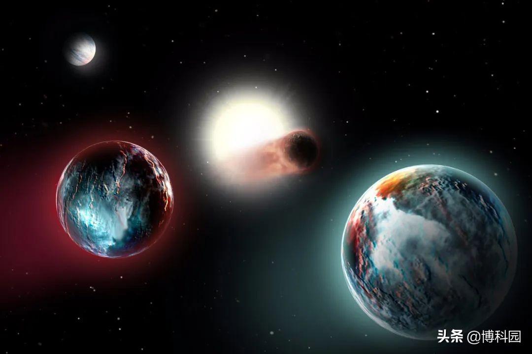 好惨啊,发现四颗新生儿系外行星,被主恒星超强X射线辐射烤焦