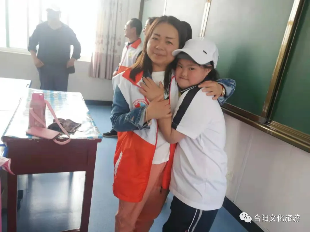 合阳文旅局:亲子诵读促成长 走访慰问暖童心