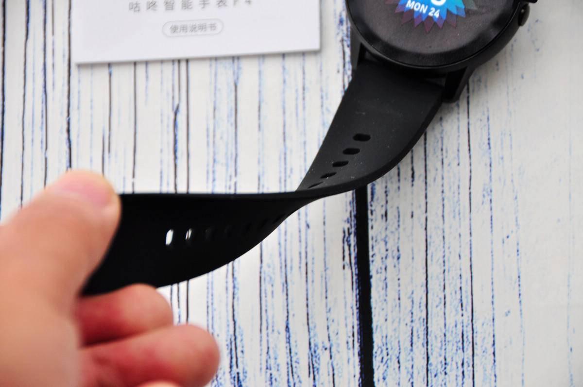 城市輕運動裝備優選,咕咚智能運動手表F4