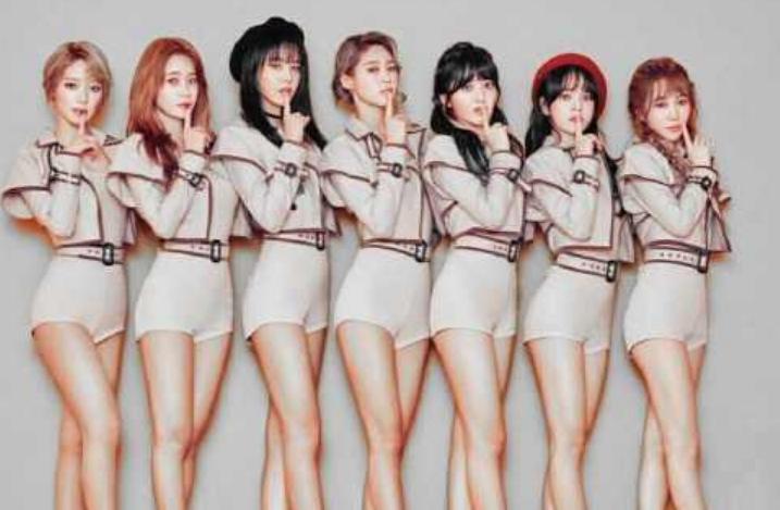 韩国女团舞蹈被禁,撩裙子、劈叉都不行!舞姿被电视台封杀