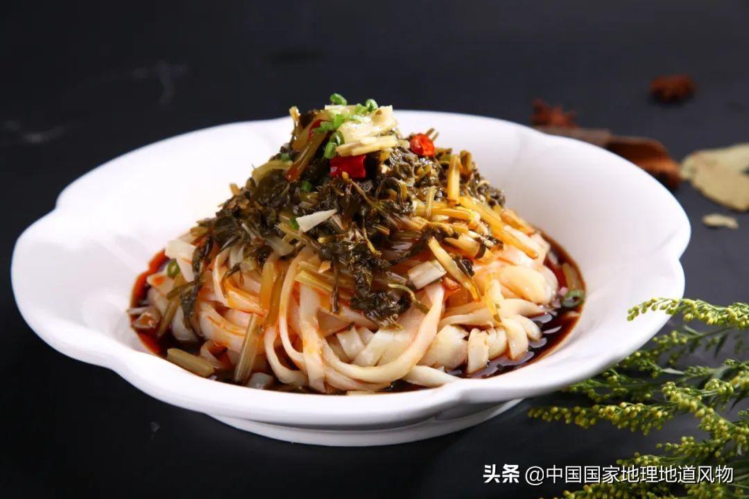 陕西汉中,四川味儿还是甘肃味儿?