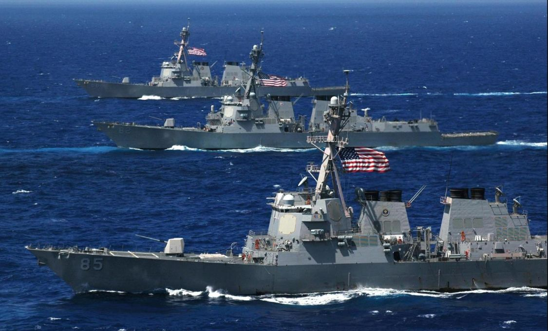 一旦台海发生冲突,美军若派兵全面介入,解放军能否应对局面?