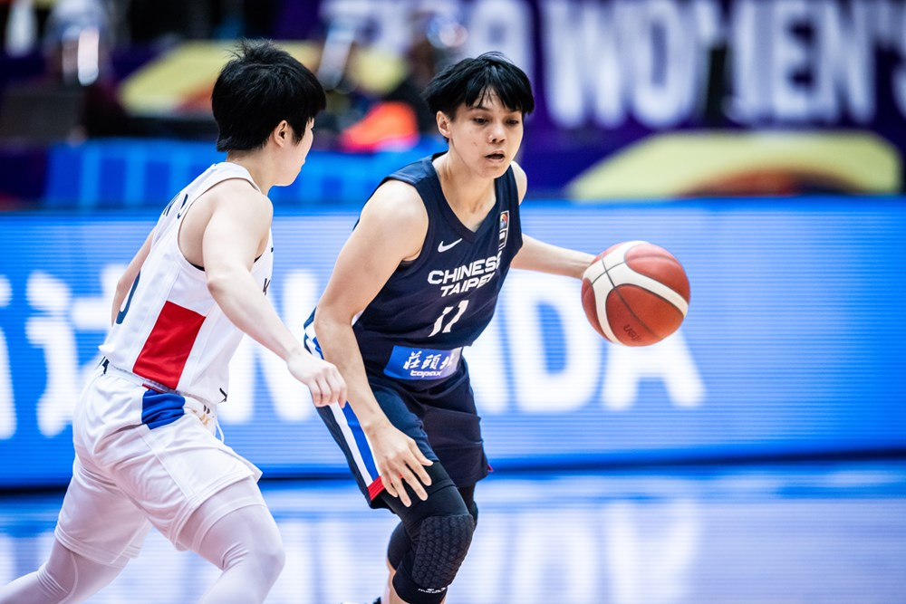 女篮亚洲杯-韩国6分力克中国台北晋级四强 半决赛将迎战中国