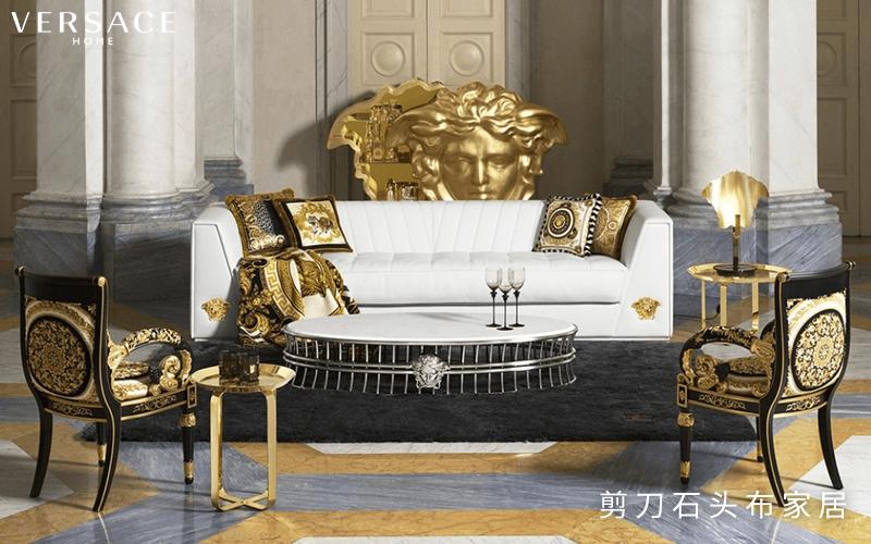 HERMES和VERSACE,顶级奢侈品牌的家居跨界之作有多精彩?