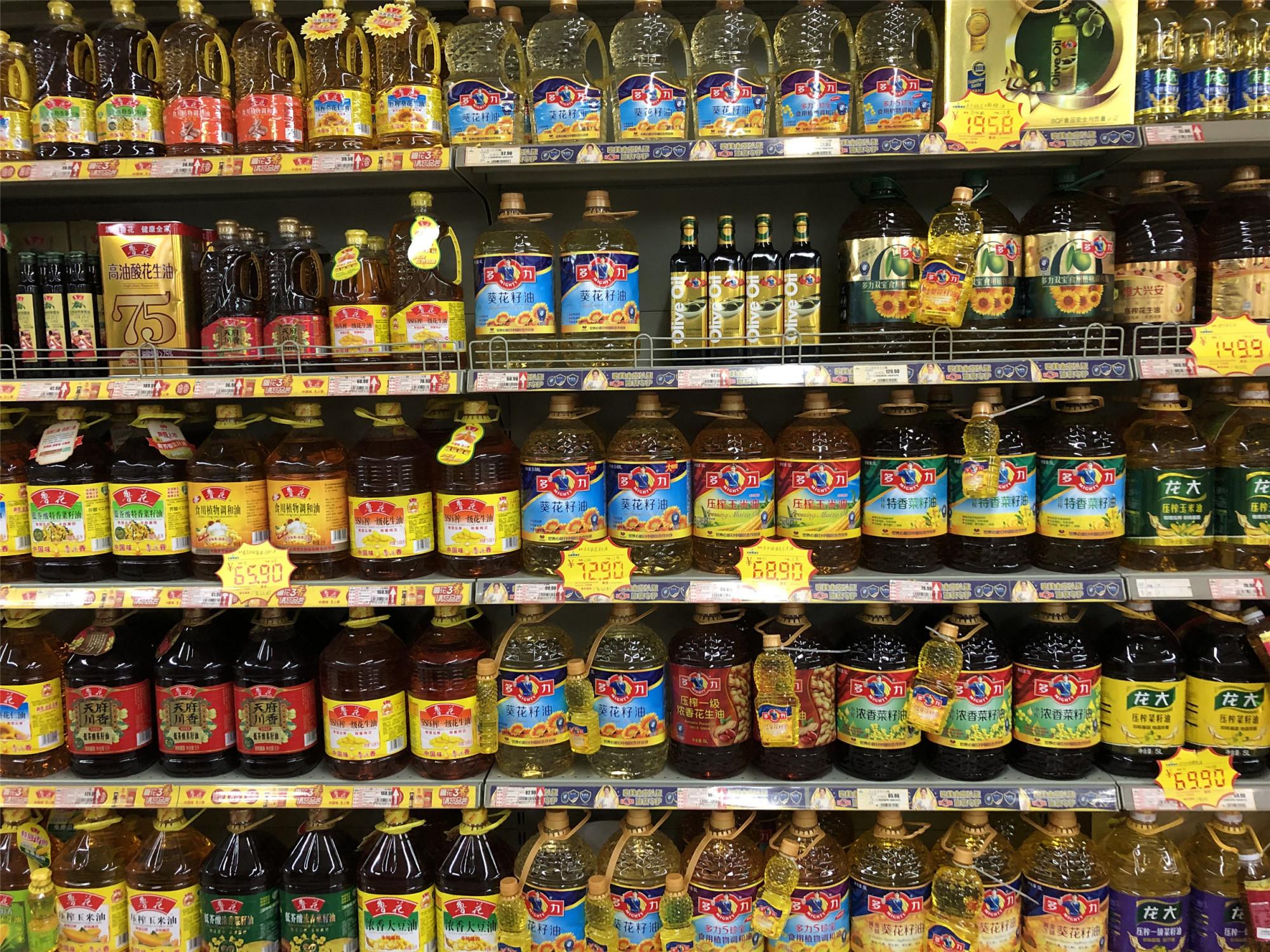 花生油,大豆油,玉米油,常见的6种油哪种更好?真不是越贵越好