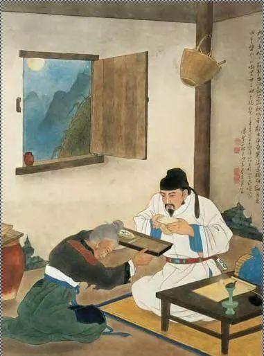 李白旅游太晚回不去,借住在老婆婆家,写下一首诗感动后世1200年