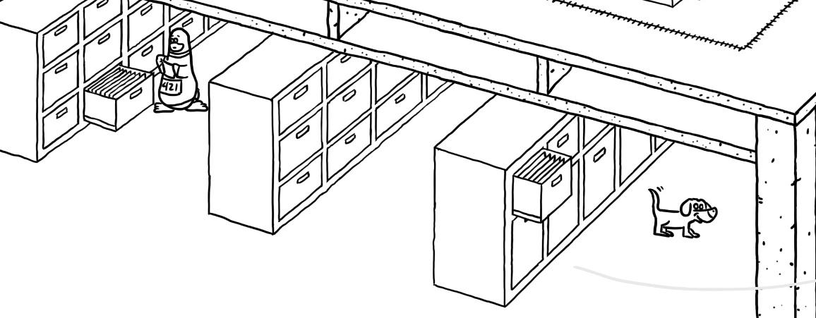 用漫画让你清楚了解linux内核,看懂了么?
