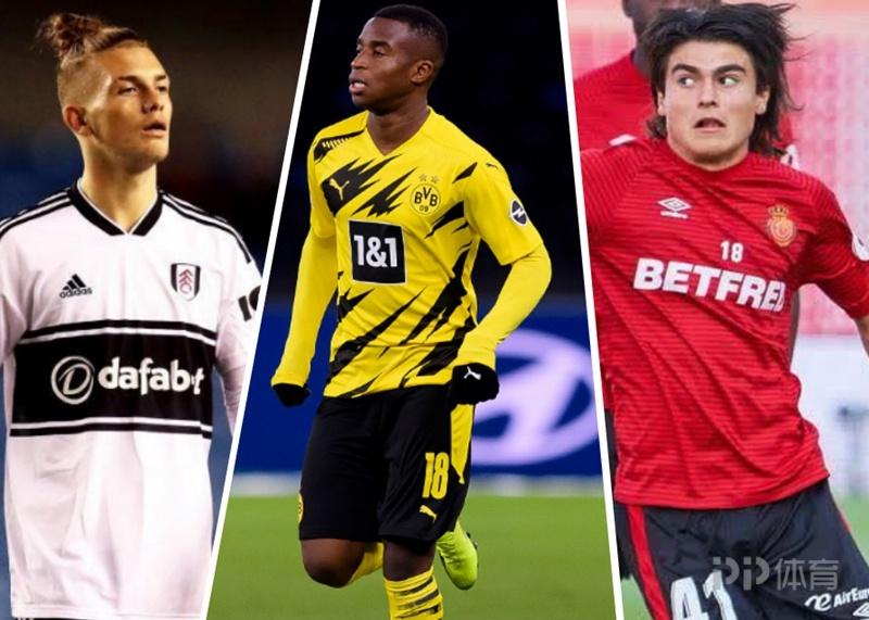 五大联赛最年轻出场球员都是谁?穆科科创德甲历史 3人更年轻