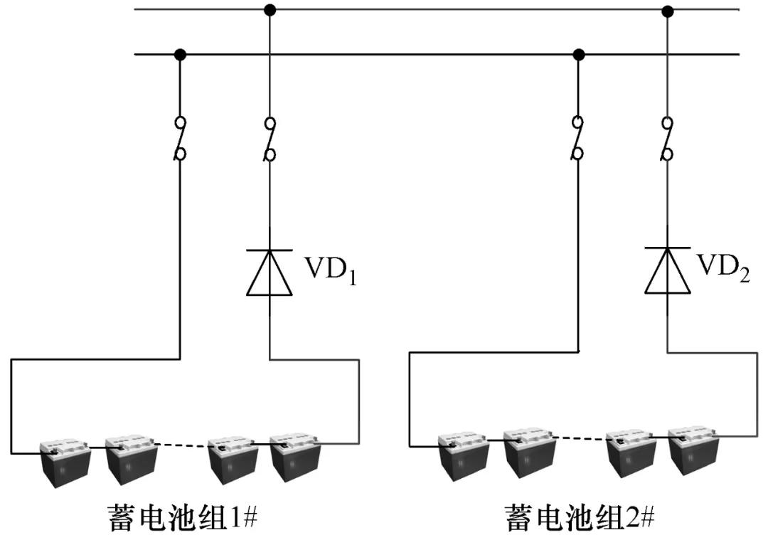 直流系统蓄电池并联保护器的应用