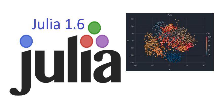 Julia 1.6发布,亮点功能介绍