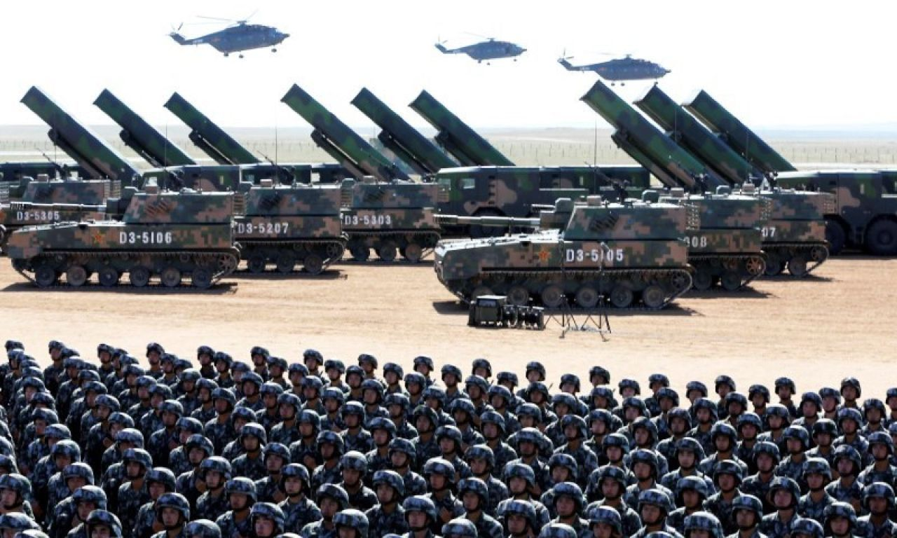 中方不率先使用核武,但不包括這一點? 日本或成中美核戰導火索?