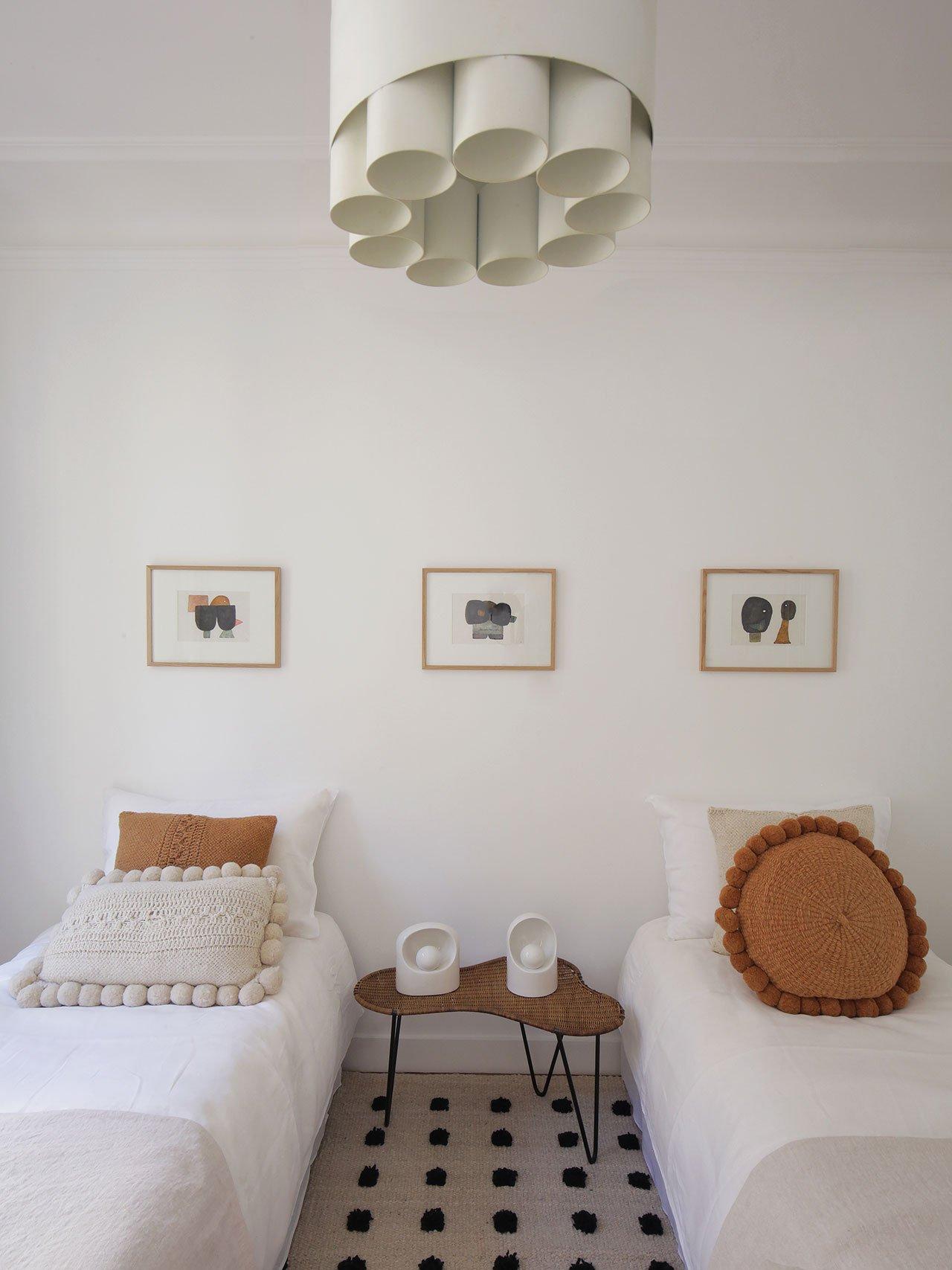 复古精湛工艺在艺术设计的巴黎公寓中融入现代精致