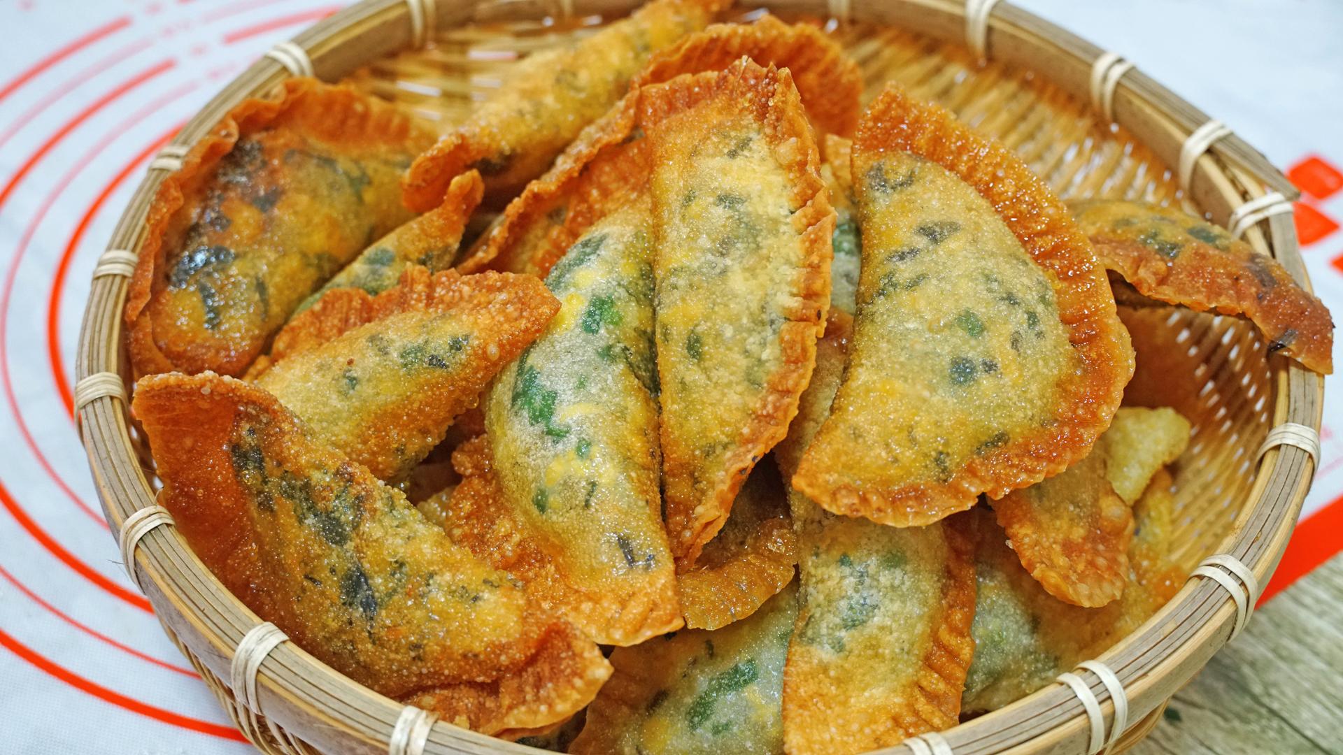 早餐别吃包子馒头了,1块钱饺子皮,教你5种吃法,做法简单又解馋 美食做法 第25张