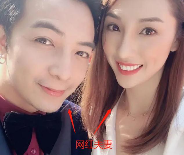网红夫妻靠收租视频走红,跟徐峥、张柏芝合影,得知身价高攀不起