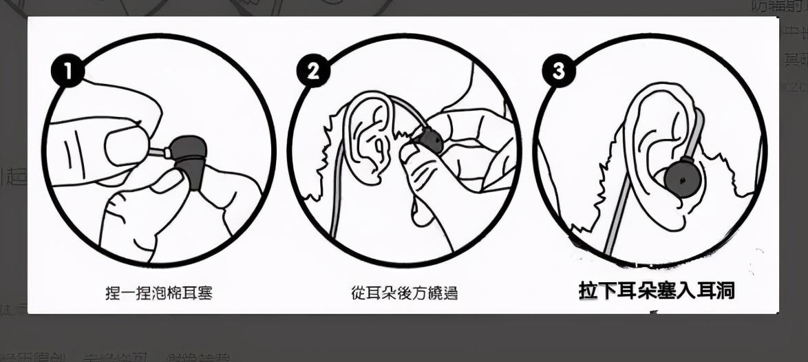 半入耳式耳机正确戴法(如何佩戴半入耳式耳机)