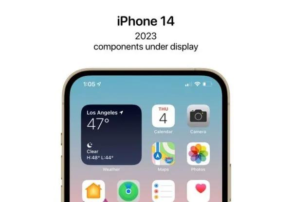 iPhone14与iPhone13外观长这样喜欢吗?