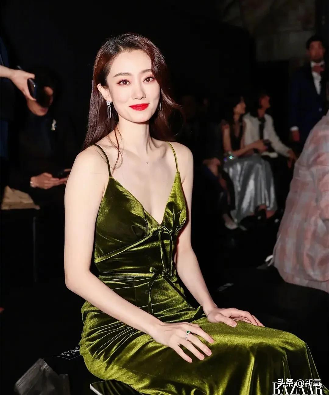 倪妮时尚力下降?礼服造型被其他女明星无情超越?