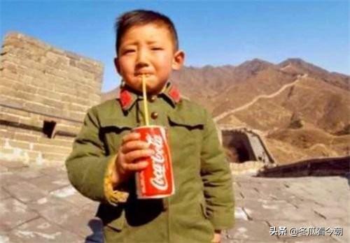 1979年,第一个在长城上喝可乐的中国男孩黑建涛,如今他怎样了?