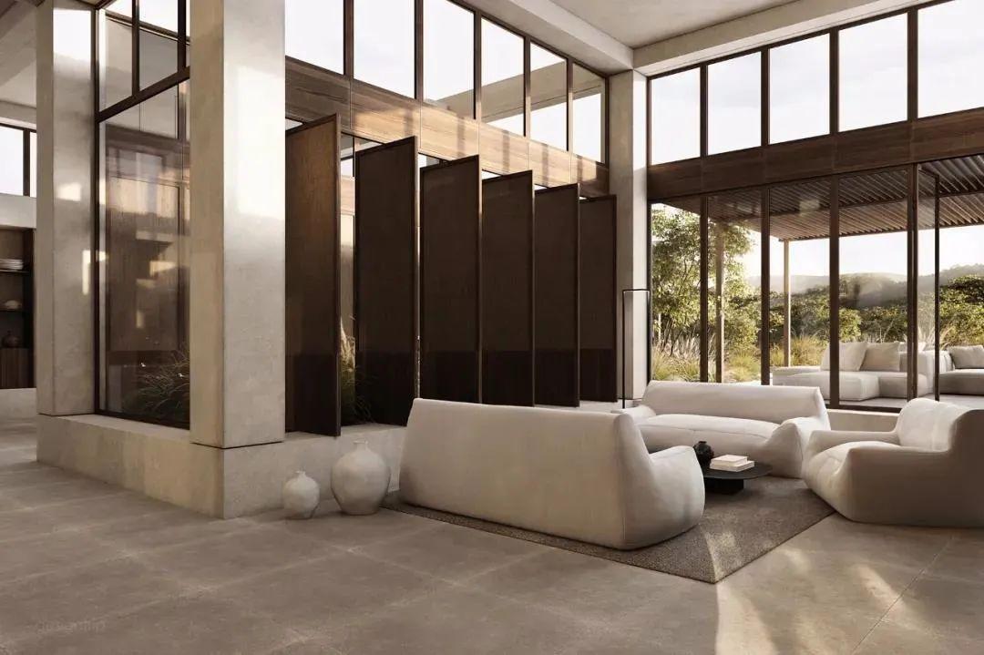 真德美门窗 | 用门窗表现建筑美