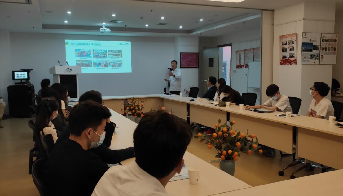 我从新疆来 新疆籍大学生双创培训研讨活动在京召开