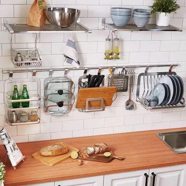 从宜家样板间学到的灵感,厨房这样设计,空间看起来大了一倍