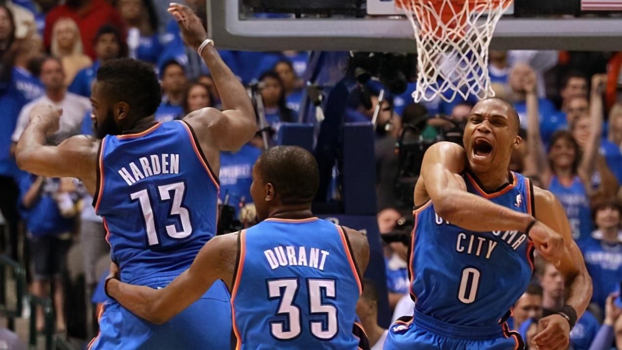 NBA少有的人情味!雷霆讓球員自己選下家,保羅威少全都是如此!-黑特籃球-NBA新聞影音圖片分享社區