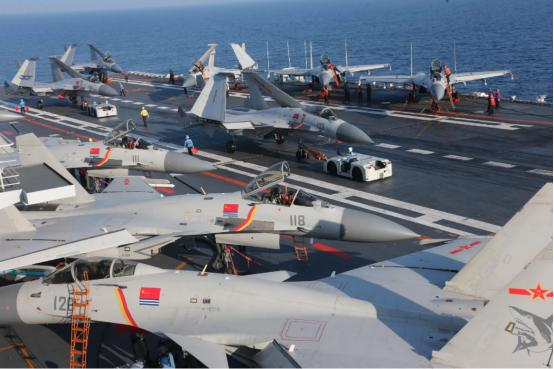 让中国承担不起动武的代价!美军高估了自己,还是低估了解放军?