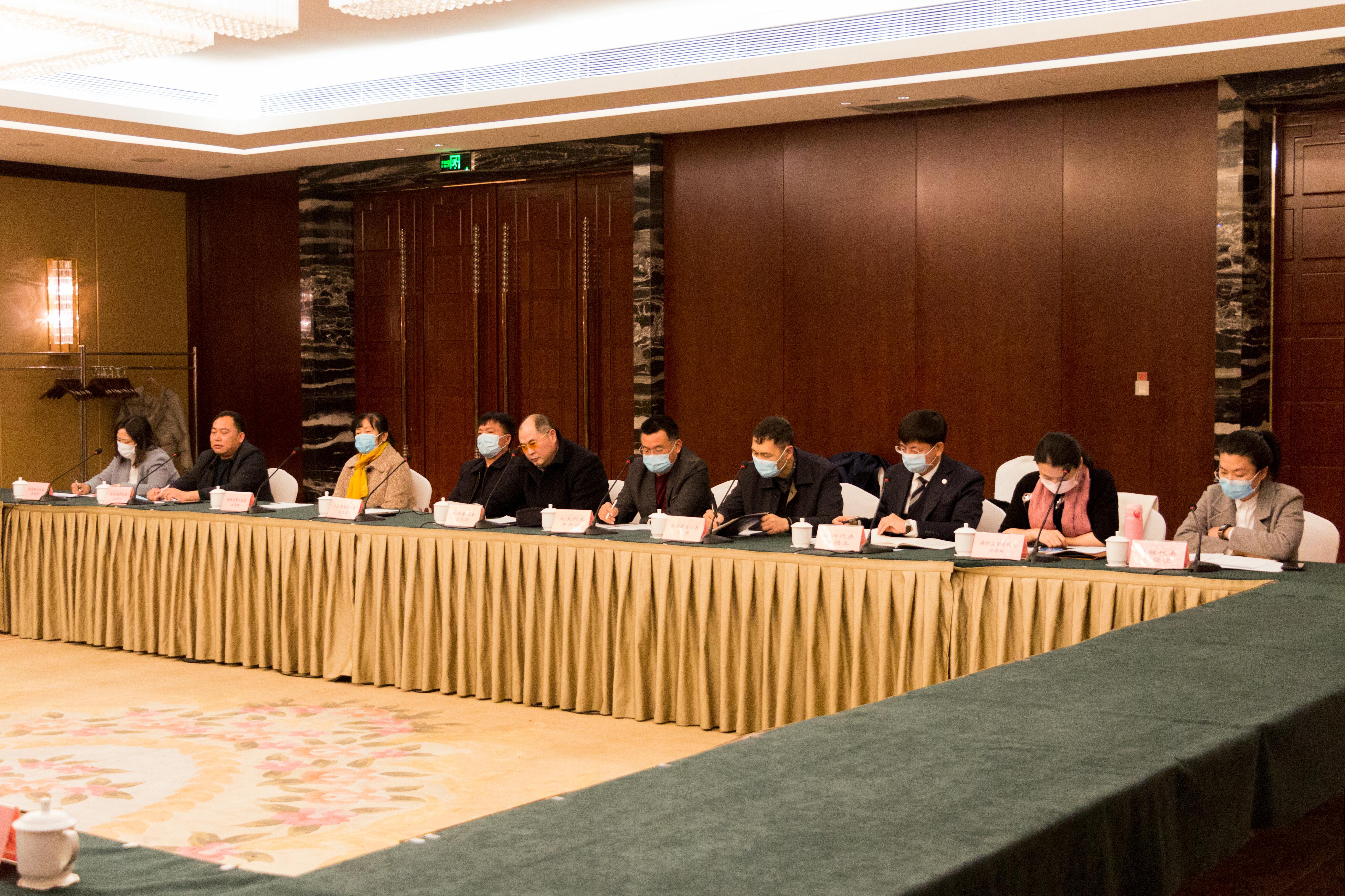 盘锦市召开政法队伍教育整顿动员部署座谈会